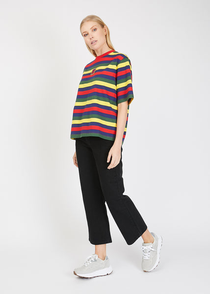 Primary Stripe T-Shirt Multi
