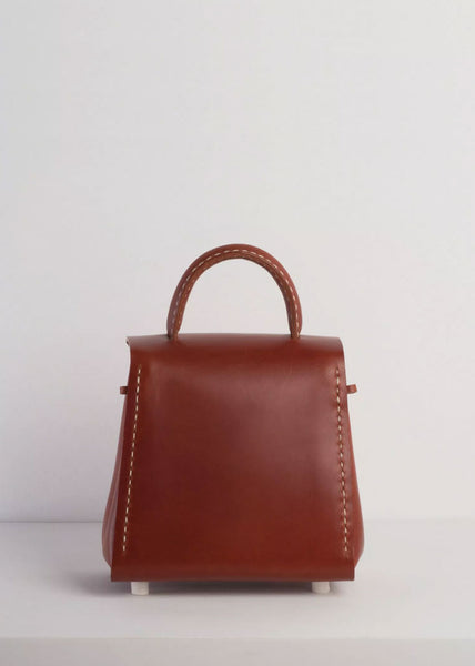 Maddi Mini Bag Cognac