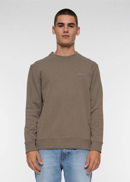 Needs Logo Sweater Morel