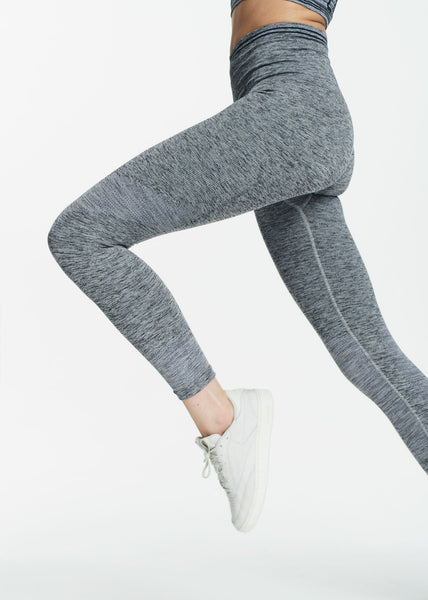 Seven Eight Leggings Grey Marl