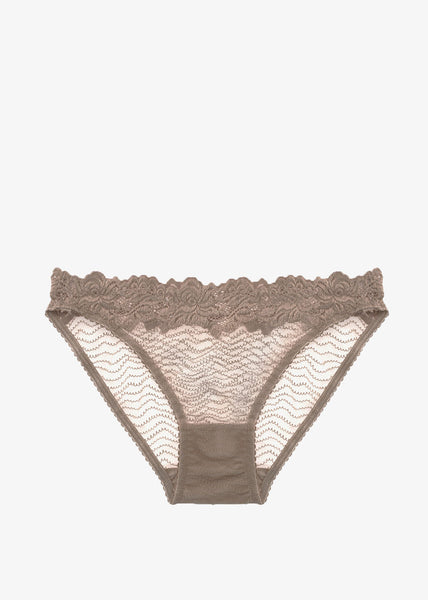 Bonnie Brief Taupe