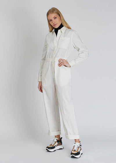 Timo Jumpsuit Cloud Cream