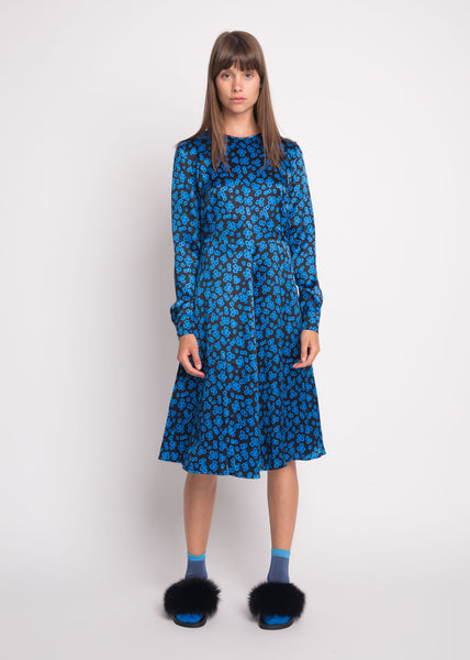 Gaia Dress French Blue