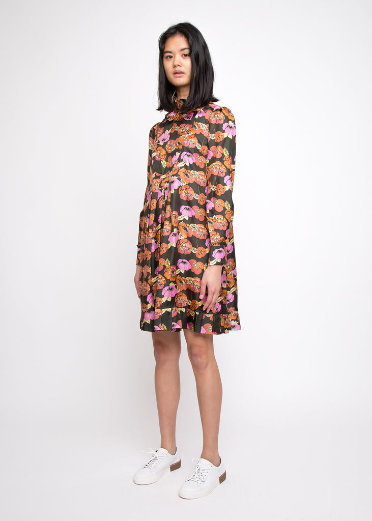 Solvej Dress Cyclamen