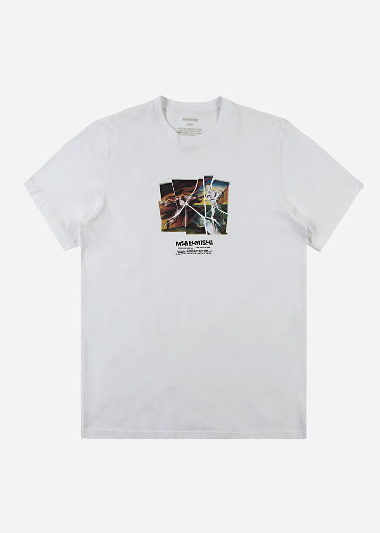 Heaven and Hell T-Shirt White
