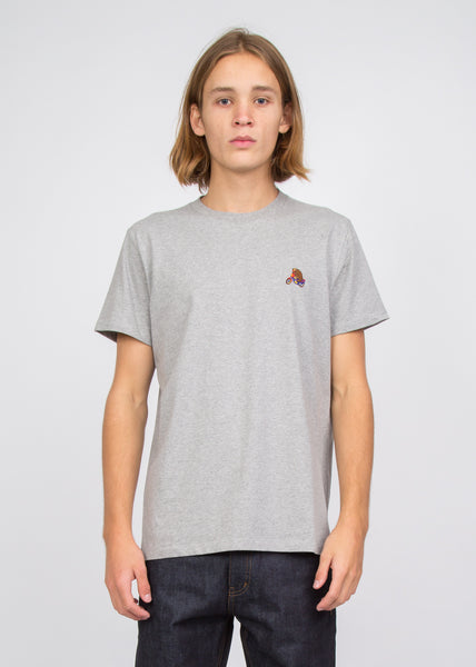 Motobear Tee Shirt Heather Grey