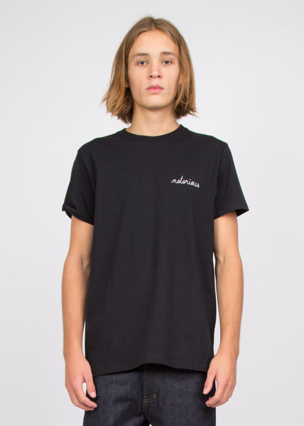 Notorious Heavy T-Shirt Black