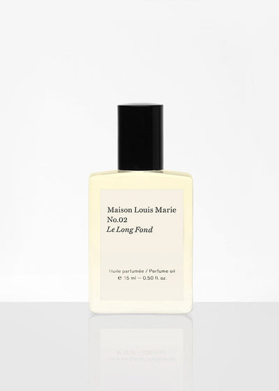 Perfume Oil No.02 Le Long Fond