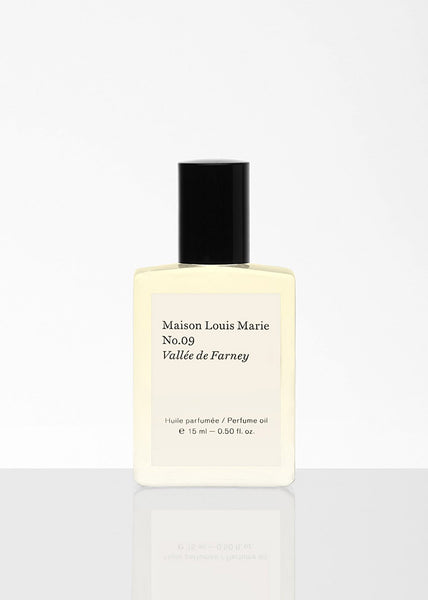 Perfume Oil No.09 Vallee de Farney