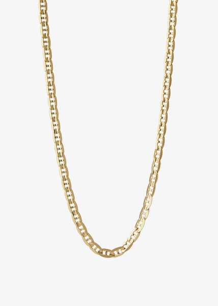 Carlo Necklace Gold