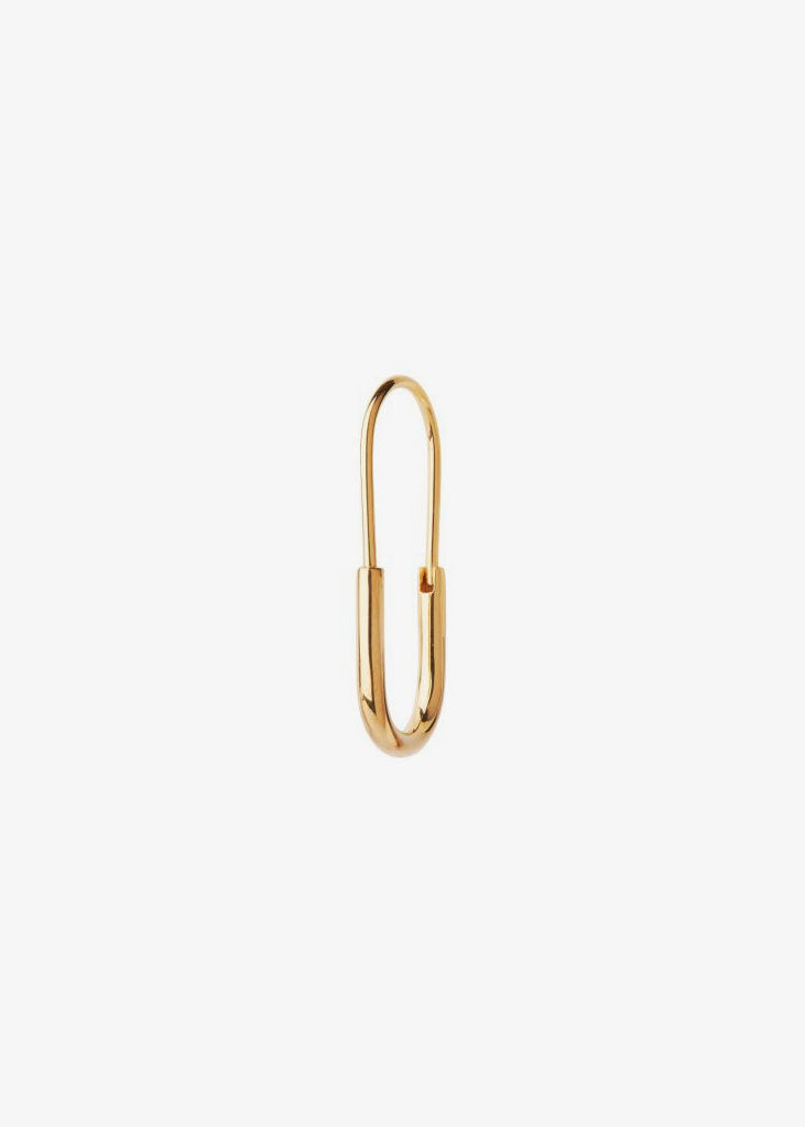 Chance Mini Earrings Gold