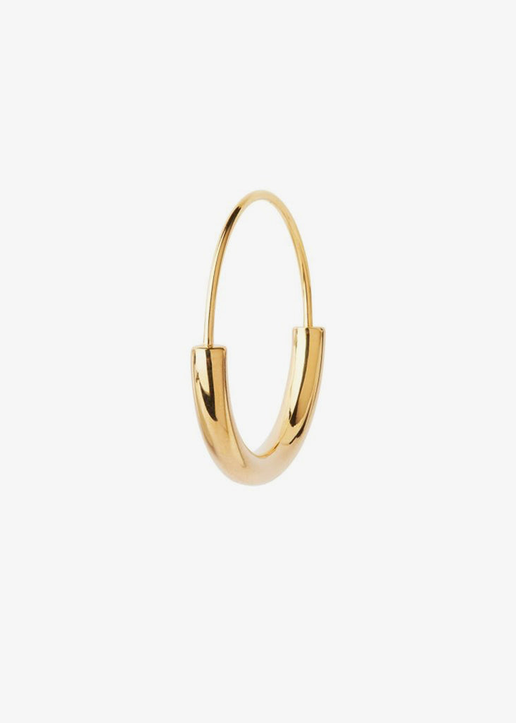 Serendipity Hoops Gold