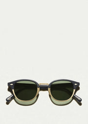 Lemtosh-Mac Sunglasses Matte Black/Matte Gold