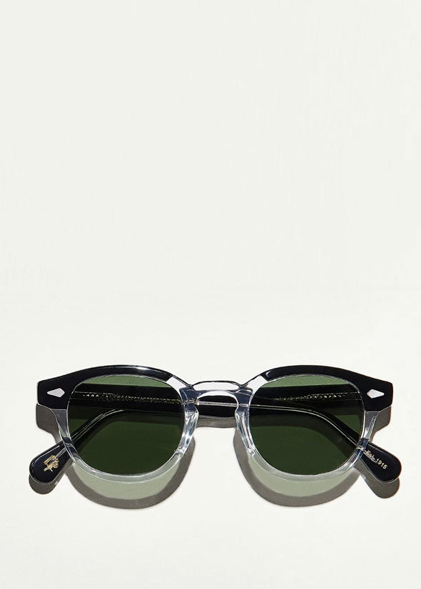 Lemtosh Sunglasses Black/Crystal