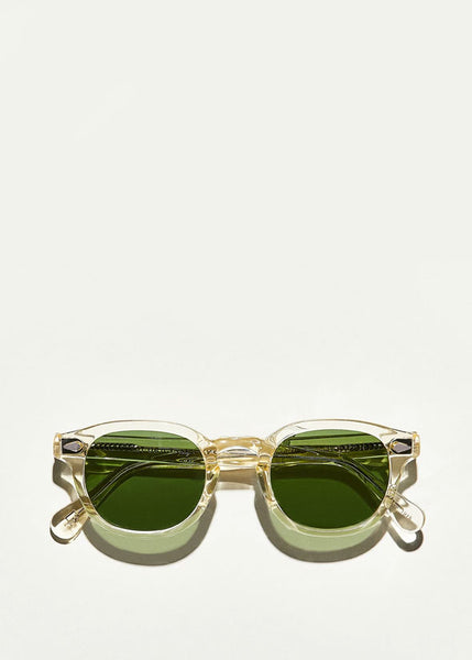 Lemtosh Sunglasses Flesh Green