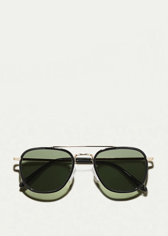 Macher Sunglasses Black/Gold