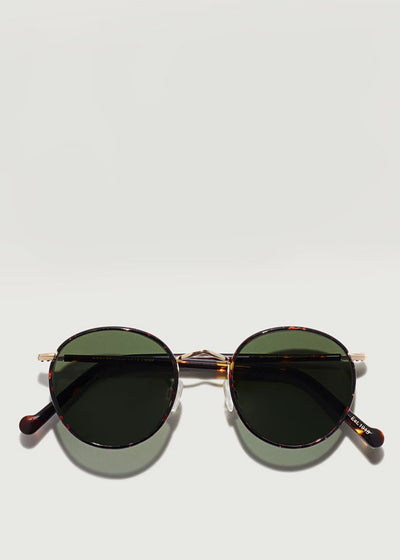 Zev Sunglasses Tortoise/Gold