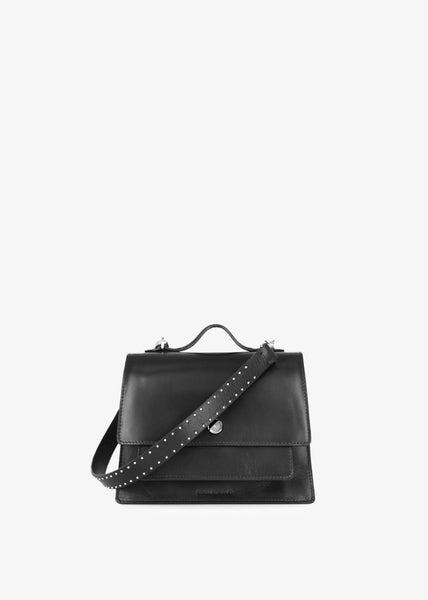 New Conductor Evening Bag Black