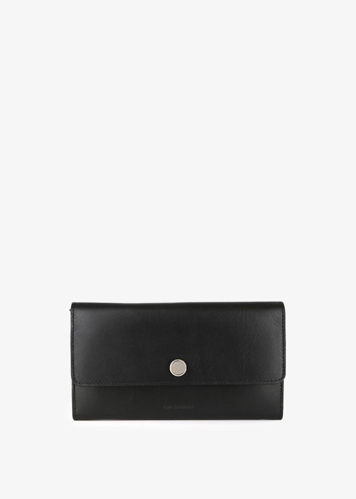 New Conductor Wallet Black