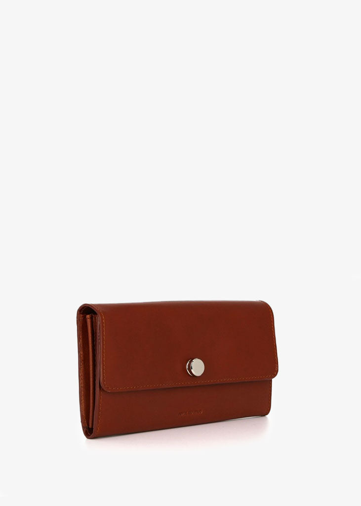 New Conductor Wallet Cognac