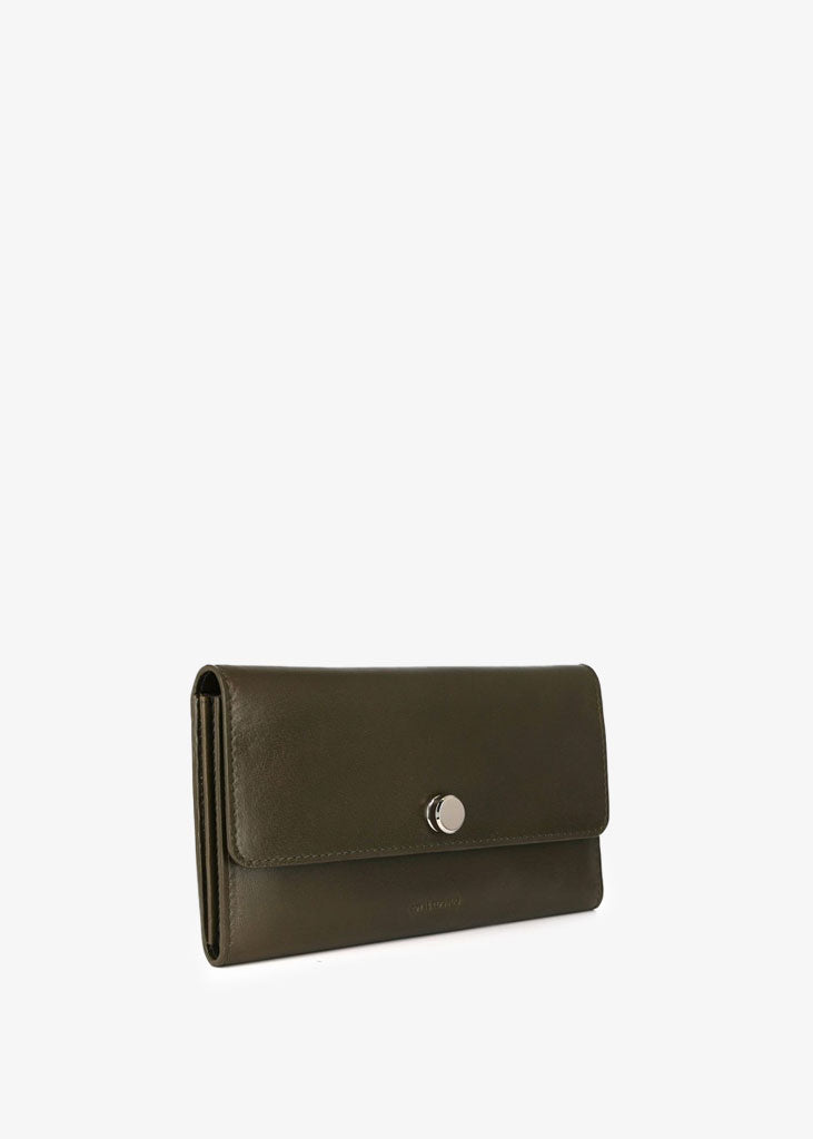 New Conductor Wallet Hiking Green