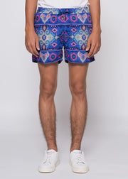 Namaste Swim Shorts Purple