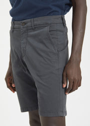 Crown Shorts Dark Grey