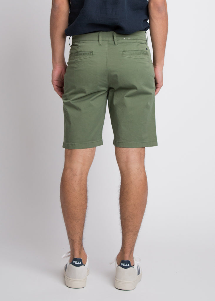 Crown Shorts Moss