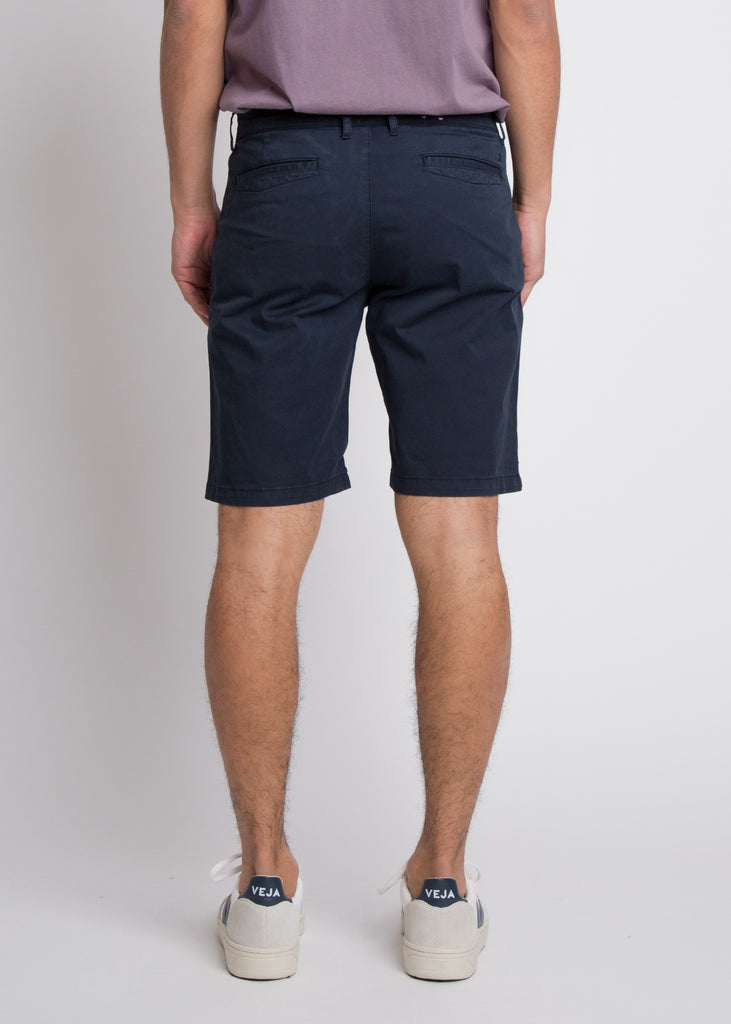 Crown Shorts Navy Blue