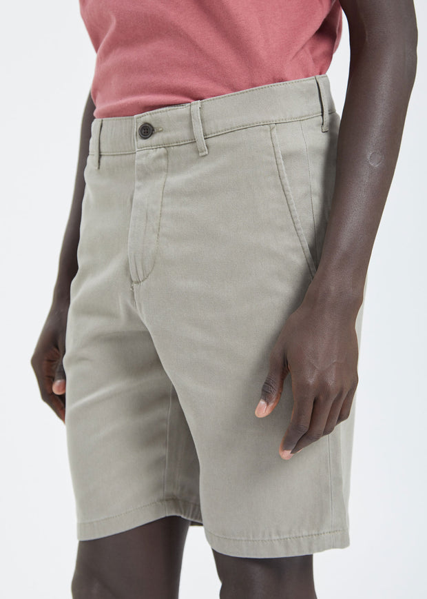 Crown Shorts Rock Khaki