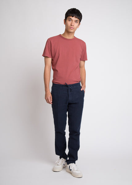 New Copenhagen Pants Navy Blue