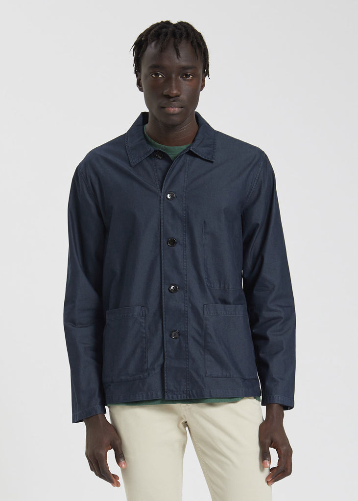 Orlando Jacket Navy Blue