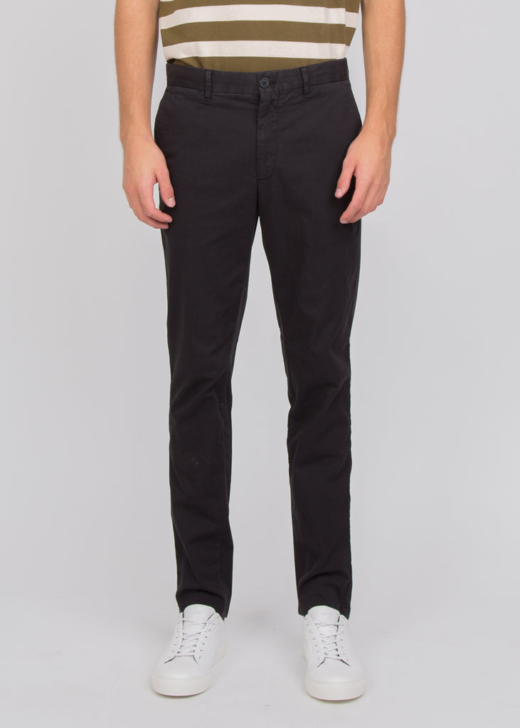 Aros Slim Light Stretch Pants Black