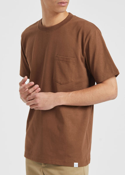 Johannes Pocket SS Tee Duck