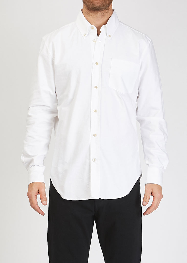 Original BD Shirt White Oxford
