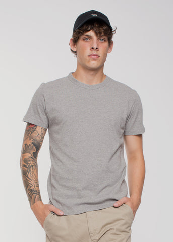 Perfect Tee Grey Melange