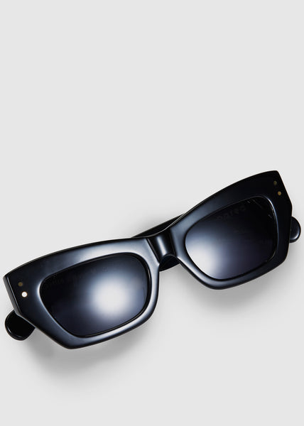 Bec & Bridge + Pared Petite Amour Sunglasses Black