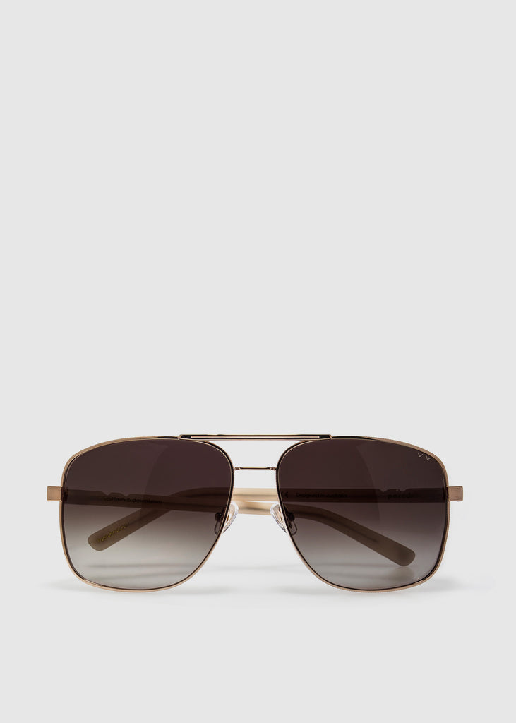 Uptown & Downtown Sunglasses Rose Gold