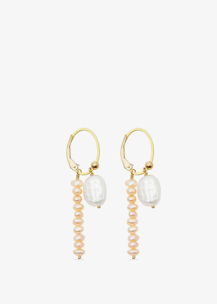 Fortune Earrings Gold