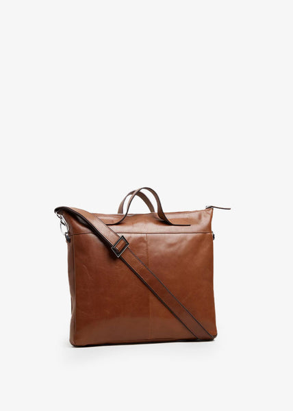 Pitch Laptop Bag Cognac