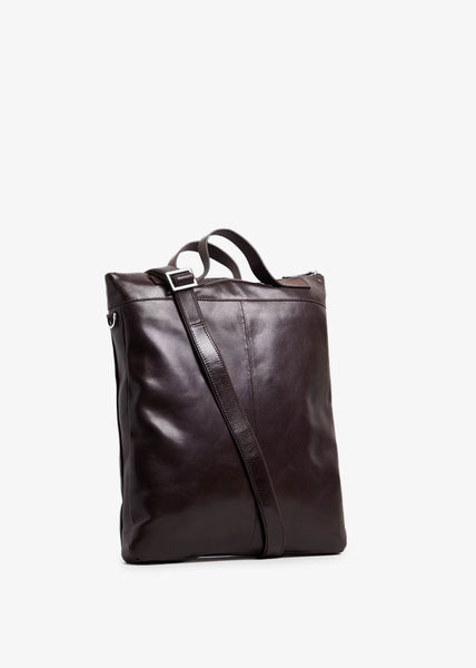 Pitch Tote Bag Brown