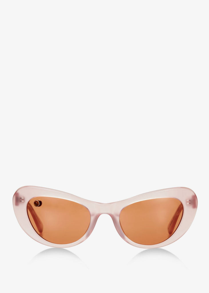 Nuovo Sunglasses Pink/Tan
