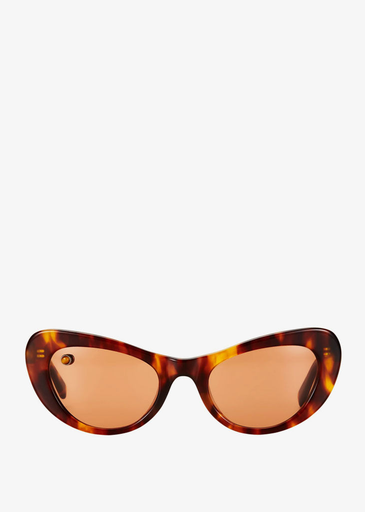 Nuovo Sunglasses Tort & Tan