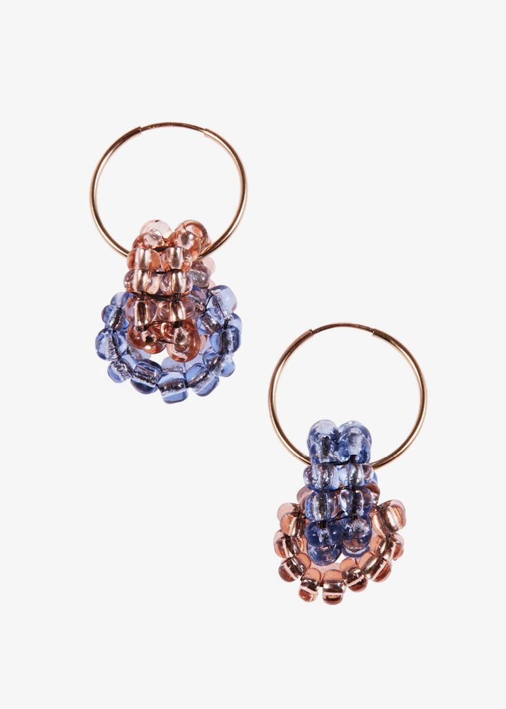 Retta Earrings Blue