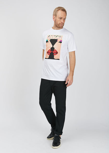 Kitsch Two T-Shirt White