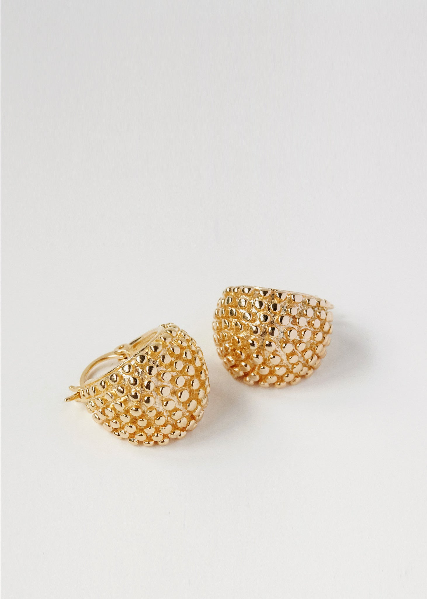 Venetian Earrings 18ct Gold
