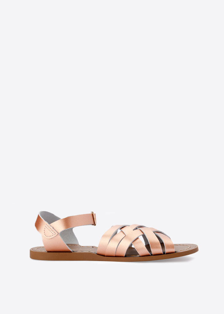 Retro Sandals Rose Gold