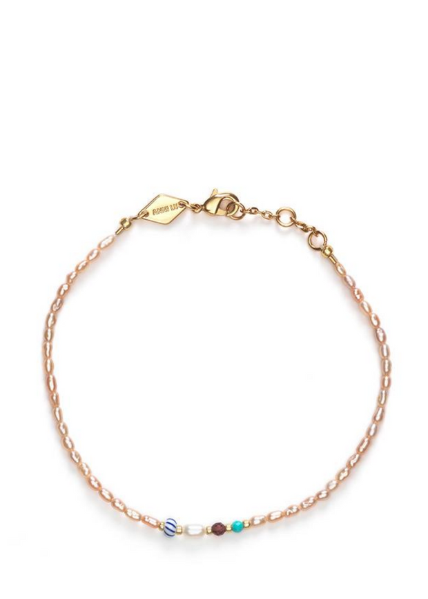 Rice and Shine Bracelet Pink Mist