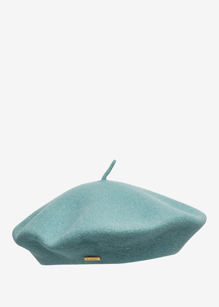 Anzola Beret Winter Green
