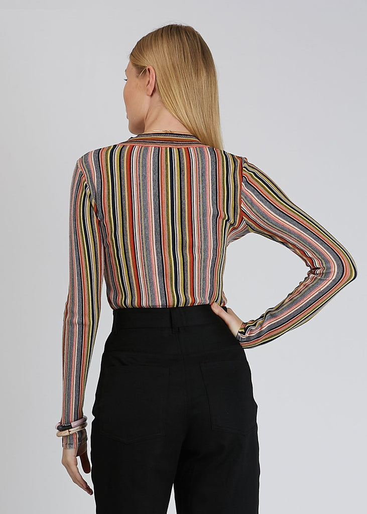 Vala Top Multi Colour